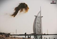 Burj El Arab  #burjelarab #burjalarab #dubai #uae #emirates #beach #summer #sandstorm #sand #gulf #arabgulf #mydubai #filter #canon #eos #550D #1855mm #shore #fastshutter (Y.A Photography) Tags: summer beach canon eos sand dubai gulf uae emirates filter shore burjalarab sandstorm 1855mm fastshutter burjelarab 550d arabgulf mydubai