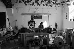 Kyle and Adam, 2015 (markjohnston29) Tags: party blackandwhite music white black adam digital liverpool kyle photography mark johnston capra markjohnston29