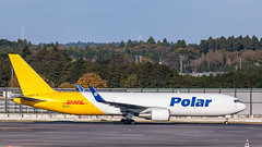 Polar Air Cargo N643GT pmb22-1871 (andreas_muhl) Tags: 5dmark2 767300 dhl n643gt nrt polaraircargo b7673jhfer b767300f boeing planespotting planespotter narita japan tokio cargo airplane aircraft