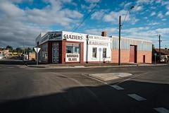 W.J. Robson & Sons (Andrew_Dempster) Tags: ballarat victoria urban est1909 australia glassmerchants architecture vic building wjrobsonsons