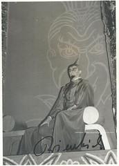 WIERZBICKI, Tadeusz, Méphistophélès, Faust, Théâtre Royal de Gand (Operabilia) Tags: claudepascalperna opera operabilia soprano autographe autograph vinabovy gand ghent théâtreroyal opéraroyal generalmanager tadeuszwierzbicki bass faust gounod mephistopheles