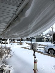 Fluted (Sandy*S) Tags: snow atkinsonnebraska ansh77 scavenger7 fluted