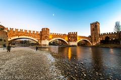 Verona (atropo8) Tags: verona veneto italy ponte scaligero castelvecchio fiume adige nikon d810