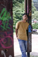 Yakur (Laura Daniela Ruiz.) Tags: dancer bogotá colombia latin adidas canon street urbanstyle urbanculture culture art