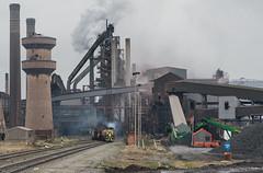 The Queens of Scunthorpe (Dave McDigital) Tags: applebyfrodingham industrialrailway industriallocomotive scunthorpe steelworks britishsteel hunslet blastfurnace
