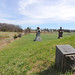 Left Flank of 95th New York Infantry