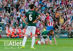 Atlético de Madrid (3-0) Osasuna (Esto es Atleti) Tags: atleticodemadrid osasuna ligasantander vicentecalderón diadelniño carrasco celebración