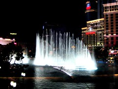 Bellagio Fountain I