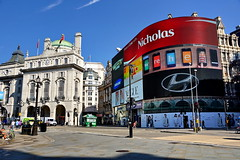 Piccadilly Circus (Yuri Rapoport) Tags: piccadillycircus stjamess 2014 westminster london england greatbritain unitedkingdom
