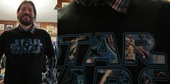 Day 261-starwarsnew (knowledgeguru_37) Tags: starwars shirt verycool scene space