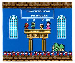 Super Mario Bros. 2 (2013) (perfhager) Tags: perfhager steneprojects contemporaryart gaming craft needlepoint embroidery handmade 刺繍 ゲーム 美術 現代美術 クラフト ハンドメイド アート