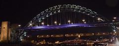 Tyne Bridge Night (red.richard) Tags: tyne bridge newcastle night