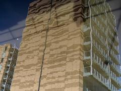 Dwellings Reflected (jason_hindle) Tags: manchester unitedkingdom manchestershipcanal