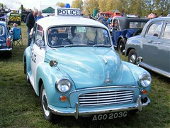 vintage police panda  car - Morris 1000 model (rossendale2016) Tags: reconditioned new photogenic polished mechanical mechanically condition restored immaculate cheshire constabulary merseyside lancashire panda 1000 morris police car vintage