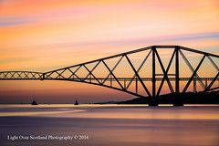 "The Forth Bridge at Sunrise • <a style=""font-size:0.8em;"" href=""http://www.flickr.com/photos/65332699@N08/33384628440/"" target=""_blank"">View on Flickr</a>"