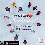 Premier post pour la #CiteCongresVal 1️⃣ Bienvenue sur notre page et bienvenue demain sur Valenciennes, destination choisie pour la 15ième édition de l'#instameet #WWIM15 ! La programmation s'annonce exceptionnelle avec la visite de la Cité des Congrès