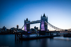 St Katerine by Tower Bridge (Anthony P26) Tags: architecture category england london places riverthames sunset towerbridge travel evening uk unitedkingdom britain greatbritain british english river water waterfront watercourse waterblur silkwater canon canon70d canon1585mm longexposure travelphotography architecturephotography stkatherinespier lights lightsatnight sky city capitalcity cityscape skyline pier dock bridge span towers landmark famousplaces structure outdoor theshard cityhall