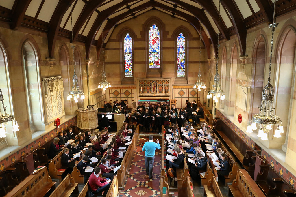 Arts Week 2017 Choir Day