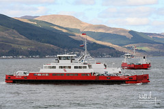 Sound of Scarba & Sound of Sanda (Will M. Photography) Tags: western ferries