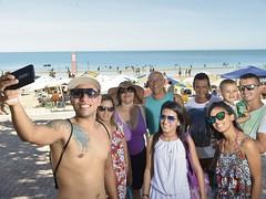 Turistas de Minas Gerais lotam as praias de Guarapari no ES (portalminas) Tags: turistas de minas gerais lotam praias guarapari no es