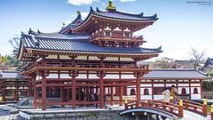 170324 日本旅遊 京都 (KBKai) Tags: 日本 japan 京都 kyoto trip 旅行 戶外 olympus epl5 toshiba flashair lightroom kbkai lr 平等院 鳳凰堂 寺廟 byodoin