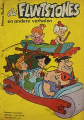 Flintstones (Steenvoorde Leen - 4 ml views) Tags: 1967 flinstones fred flintstone wilma barney rubble betty striptijdschrift comic