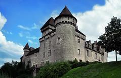 Fier Cléron (.Sophie C.) Tags: cléron 25 doubs franchecomté france château castle châteaudecléron valléedelaloue