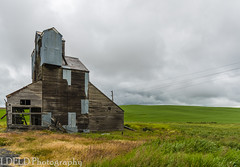 NT3.0033-CW1605618_38664 (LDELD) Tags: palouse pullman washington unitedstates us old abandoned agricultural building grainery fallingdown granary