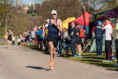 DSC_1374 (Adrian Royle) Tags: birmingham suttoncoldfield suttonpark sport athletics running racing action runners athletes erra roadrelays 2017 april roadracing nikon park blue sky path