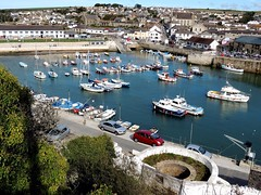 Porthleven (mwadds) Tags: porthleven cornwall sea harbour boats