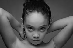 You're beautiful (mgdlima) Tags: canon6d sigmaart50mm14 homestudio blackandwhite bw girl beautiful eyes model kidmodel belohorizonte brasil people preto e branco modelo eoshe