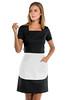 Uniforme femme de chambre (MYLOOKPRO) Tags: blouse femme de chambre uniforme lingere hotellerie hotel uniformes maid uniform housekeeping housekeeper
