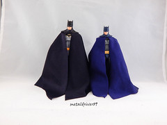 DC Icons custom cape comparison pic 1 (metaldriver89) Tags: dcicons icons dc arkham knight arkhamknight arkhamcity dccollectibles cowl batman darkknight dark custom cloth cape customcape dcuc universe classics batmanunlimited legacy unlimited actionfigure action figures toys mattel matteltoys new52 new 52 brucewayne bruce wayne acba articulatedcomicbookart articulated comic book art movie the thedarkknight thedarkknightrises dccomics batsignal bat signal gotham gothamcity actionfigures figure toyphotography toy rebirth