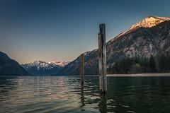 Achensee (markusirndorfer) Tags: austria tirol tyrol landscape landschaft achensee achenkirch water montains berge morgen
