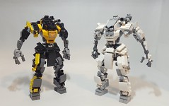 20170409_213804-01 (ruslan_p88) Tags: lego legomoc legomech mech mecha mechwars moc robots robot battle suit