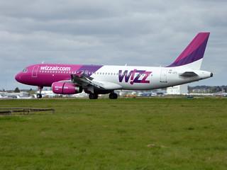 HA-LPY Airbus A320-232 cn 4109 Wizz Air Hungary Luton 16Apr17