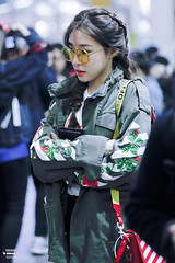 Tiffany SNSD - 170402 SNSD - Incheon Airport back from VietNam (1) (Only Ũ) Tags: snsd tiffany 170402 airport kpop
