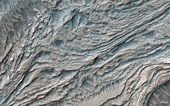 Clinoforms in Melas Chasma (NASA's Marshall Space Flight Center) Tags: nasa nasas marshall space flight center jpl jet propulsion laboratory solar system mars reconnaissance orbiter mro clinoform