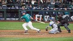 Kyle Seager (kirknelson) Tags: baseball seattle seattlemariners safecofield