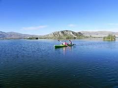Titicaca Lake, Puno (Jose Alarco) Tags: titicacalake puno peru kayak taquileisland