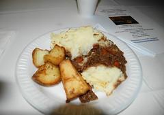 Shepherds Pie & Roasted Potatoes