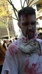 P1140489 (dmgice) Tags: halloween flesh walking dead costume scary colorado zombie games denver videogames event horror undead zombies walkers zombi thewalkingdead zombiecrawl sendmorecops