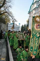 18. Освящение часовни преподобных Арсения и Германа Святогорских