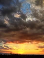 sunday + cloud porn (imaginethis55) Tags: sunset clouds sunday madison cloudporn naturephotography landscapeviews stevenbauerphotography imaginethis55