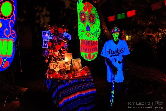 2014.10.31 Halloween at Alegria, Los Angeles