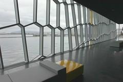 reykjavik - harpa - iceland - 15 (hors-saison) Tags: island iceland islandia reykjavik eliasson islande izland olafur  islanda islndia ijsland islanti