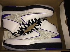 DS 10.5 (zbrownie23) Tags: 2 shoes wrestling nike retro jordan concord adidas rulon inflict rulons