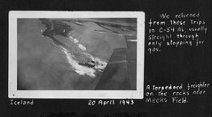 Iceland - A torpedoed freighter - April 20, 1943 (canon7dude) Tags: iceland rocks beached 20 sunk sinking 1943 on shipwerck torpedoed icelandatorpedoedfreighterapril20 freighterapril