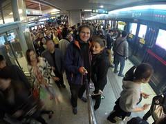 Photo de 14h - Quai du métro (Xi'an) - 12.10.2014