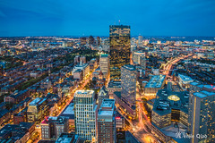 boston hancock prudential skywalk